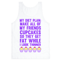 My Diet Plan (Cupcakes)