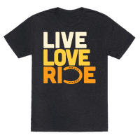 Live Love Ride (Horseshoe)