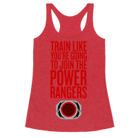 Train Like You're Going To Join The Power Rangers