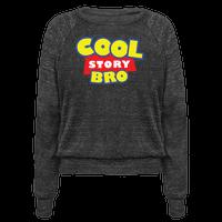 Cool story, bro (Toy Story Parody)