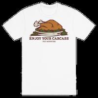 Enjoy Your Carcass