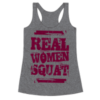 Real Women Squat
