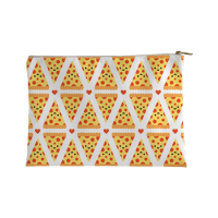 Cute Pizza Pattern Accessorybag