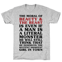 The Moral Of Beauty And The Beast