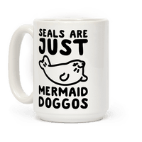 Seals Are Just Mermaid Doggos