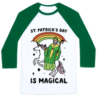 St. Patrick's Day Is Magical Baseball