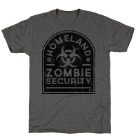 Homeland Zombie Security (Variant)
