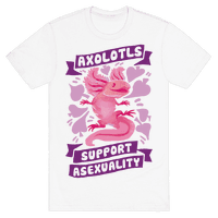 Axolotls Support Asexuality