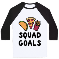 Junk Food Squad Goals