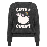 Cute & Curvy Pullover