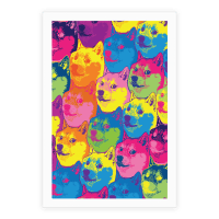 Pop Art Doge