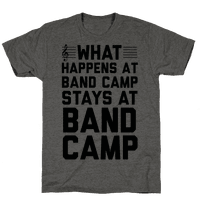 What Happens At Band Camp Stays At Band Camp
