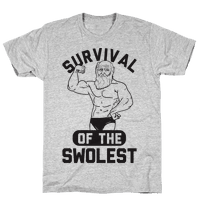 Survival Of The Swolest