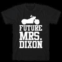 Future Mrs. Dixon