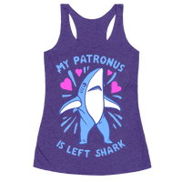 My Patronus Is Left Shark