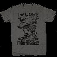 I Love Monster Girls
