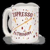 Espresso Patronum (Wand)