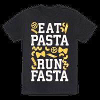Eat Pasta Run Fasta