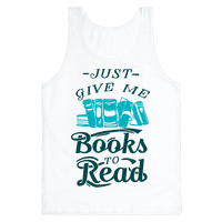 Just Give Me Books To Read