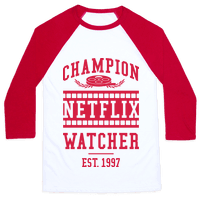 Champion Netflix Watcher Baseball