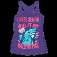 I Hope Senpai Will Be My Valentine