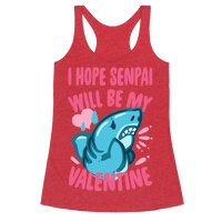 I Hope Senpai Will Be My Valentine