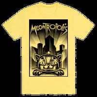 Meowtropolis (Metropolis Parody)