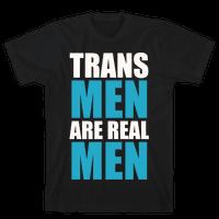 Trans Men are Real Men