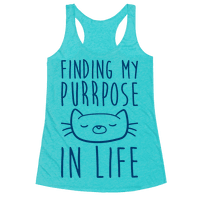 Finding My Purrpose In Life