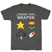 Choose Your Weapon (Mario Bros)