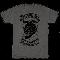 Krampus Believes in You