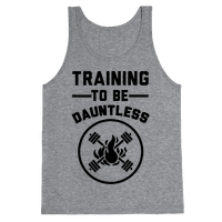 Training To Be Dauntless