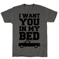 I Want You in My Bed (truck)