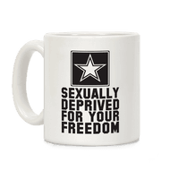 Sexually Deprived For Your Freedom (Army)