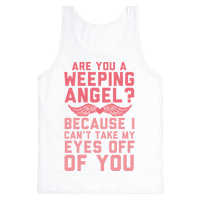 Are You A Weeping Angel? Tank