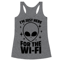 I'm Just Here For The Wi-fi