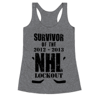 NHL Lockout Survivor
