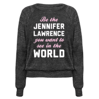 Be The Jennifer Lawrence