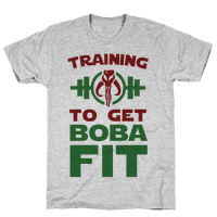 Training to Get Boba Fit
