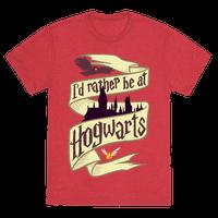 I'd Rather Be at Hogwarts