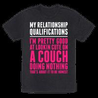 Relationship Qualifications