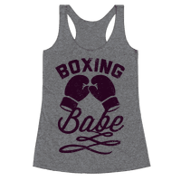 Boxing Babe (Vintage)