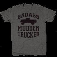 Badass Mudder Trucker