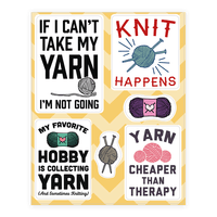 Yarn Sticker