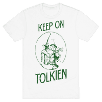 Keep On Tolkien! (Tank)