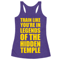 Train Like You're In Legends Of The Hidden Temple