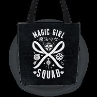 Magic Girl Squad Tote