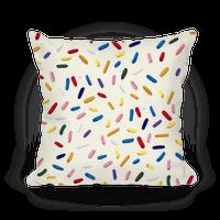 Sprinkle Pillow (Vanilla) Pillow