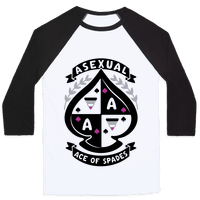 Asexual Crest Baseball