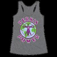 Perkis Power Racerback